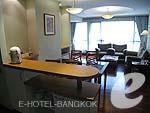 バンコク シーロム・サトーン周辺のホテル : バンダラ スイート シーロム バンコク(Bandara Suite Silom Bangkok)のビジネス スイートルームの設備 Dining