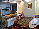 バンコク シーロム・サトーン周辺のホテル : バンダラ スイート シーロム バンコク(Bandara Suite Silom Bangkok)のビジネス スイートルームの設備 Kitchen