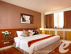 バンコク シーロム・サトーン周辺のホテル : バンダラ スイート シーロム バンコク(Bandara Suite Silom Bangkok)のお部屋「2ベッドルーム レジデンス」