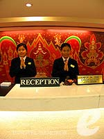 Reception : Bangkok Centre Hotel, Fitness Room, Phuket