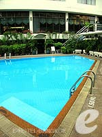 Swimming Pool : Bangkok Centre Hotel, Fitness Room, Phuket