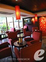 Lounge Bar : Bangkok Centre Hotel, Fitness Room, Phuket