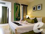 バンコク 王宮・カオサン周辺のホテル : バンコク センター ホテル(Bangkok Centre Hotel)のスーパー デラックス シングル(ウィズ ABF)ルームの設備 Bedroom