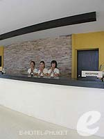 Reception / Banthai Beach Resort & Spa, หาดป่าตอง
