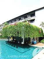 Swimming Pool : Banthai Beach Resort & Spa, Free Wifi, Phuket