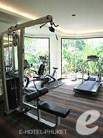 Fitness Gym : Banthai Beach Resort & Spa, Free Wifi, Phuket