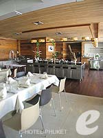 Restaurant : Banthai Beach Resort & Spa, Free Wifi, Phuket