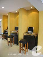 Internet Service : Banthai Beach Resort & Spa, Free Wifi, Phuket