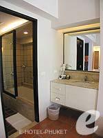 プーケット 10,000~20,000円のホテル : バンタイ ビーチ リゾート & スパ (Banthai Beach Resort & Spa)のスーペリア(シングル)ルームの設備 Bathroom