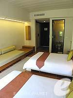 プーケット 10,000~20,000円のホテル : バンタイ ビーチ リゾート & スパ (Banthai Beach Resort & Spa)のスーペリア(ツイン/ダブル)ルームの設備 Bedroom