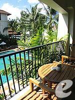 プーケット 10,000~20,000円のホテル : バンタイ ビーチ リゾート & スパ (Banthai Beach Resort & Spa)のスーペリア(ツイン/ダブル)ルームの設備 Balcony