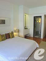プーケット 10,000~20,000円のホテル : バンタイ ビーチ リゾート & スパ (Banthai Beach Resort & Spa)のデラックス(シングル)ルームの設備 Bedroom