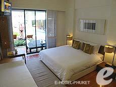 プーケット 10,000~20,000円のホテル : バンタイ ビーチ リゾート & スパ (1)のお部屋「デラックス(シングル)」