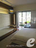 プーケット 10,000~20,000円のホテル : バンタイ ビーチ リゾート & スパ (Banthai Beach Resort & Spa)のデラックス(ツイン/ダブル)ルームの設備 Bedroom