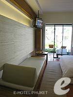 プーケット 10,000~20,000円のホテル : バンタイ ビーチ リゾート & スパ (Banthai Beach Resort & Spa)のデラックス(ツイン/ダブル)ルームの設備 Balcony