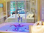 プーケット 10,000~20,000円のホテル : バンタイ ビーチ リゾート & スパ (Banthai Beach Resort & Spa)のデラックスプールルームの設備 Bathtub