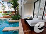 プーケット 10,000~20,000円のホテル : バンタイ ビーチ リゾート & スパ (Banthai Beach Resort & Spa)のデラックスプールルームの設備 Pool Access
