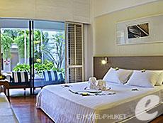 プーケット 10,000~20,000円のホテル : バンタイ ビーチ リゾート & スパ (1)のお部屋「デラックスプール」