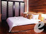 プーケット 10,000~20,000円のホテル : バンタイ ビーチ リゾート & スパ (Banthai Beach Resort & Spa)のスーペリア スイートルームの設備 Bedroom