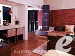 プーケット 10,000~20,000円のホテル : バンタイ ビーチ リゾート & スパ (Banthai Beach Resort & Spa)のスーペリア スイートルームの設備 Living Area