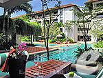 プーケット 10,000~20,000円のホテル : バンタイ ビーチ リゾート & スパ (Banthai Beach Resort & Spa)のデラックス スイートルームの設備 Terrace