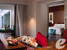 プーケット 10,000~20,000円のホテル : バンタイ ビーチ リゾート & スパ (1)のお部屋「デラックス スイート」