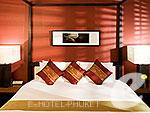 プーケット 10,000~20,000円のホテル : バンタイ ビーチ リゾート & スパ (Banthai Beach Resort & Spa)のグランド スイートルームの設備 Bedroom
