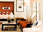 プーケット 10,000~20,000円のホテル : バンタイ ビーチ リゾート & スパ (Banthai Beach Resort & Spa)のグランド スイートルームの設備 Living Room