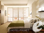 プーケット 10,000~20,000円のホテル : バンタイ ビーチ リゾート & スパ (Banthai Beach Resort & Spa)のヴィラ スイートルームの設備 Bedroom