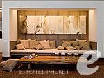 プーケット 10,000~20,000円のホテル : バンタイ ビーチ リゾート & スパ (Banthai Beach Resort & Spa)のヴィラ スイートルームの設備 Living Room