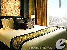 バンコク シーロム周辺のホテル : バンヤン ツリー バンコク(Banyan Tree Bangkok)のお部屋「プレミア」