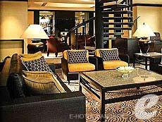 バンコク シーロム周辺のホテル : バンヤン ツリー バンコク(Banyan Tree Bangkok)のお部屋「プレジデンタル スイート」