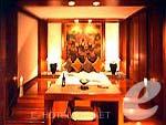 プーケット バンタオビーチのホテル : バンヤン ツリー プーケット(Banyan Tree Phuket)のデラックス ヴィラルームの設備 Bedroom