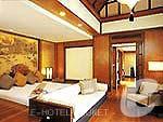 プーケット バンタオビーチのホテル : バンヤン ツリー プーケット(Banyan Tree Phuket)のプール ヴィラルームの設備 Bedroom