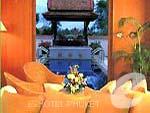 プーケット バンタオビーチのホテル : バンヤン ツリー プーケット(Banyan Tree Phuket)のプール ヴィラルームの設備 Living Room