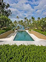 Garden View / Banyan Tree Samui, มีสปา