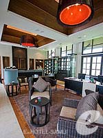 Spa Reception / Banyan Tree Samui, มีสปา