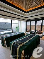 Spa Treatment Room : Banyan Tree Samui, Pool Villa, Phuket