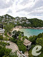 Hotel View / Banyan Tree Samui, มีสปา