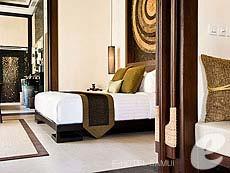 サムイ島 フィットネスありのホテル : バンヤン ツリー サムイ(1)のお部屋「オーシャン プール ヴィラ」