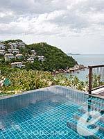 サムイ島 フィットネスありのホテル : バンヤン ツリー サムイ(Banyan Tree Samui)のサンクチュアリ プール ヴィラ(2ベッドルーム)ルームの設備 Private Pool