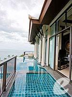 サムイ島 オーシャンビューのホテル : バンヤン ツリー サムイ(Banyan Tree Samui)のサンクチュアリ プール ヴィラ(2ベッドルーム)ルームの設備 Private Pool