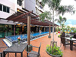 Swimming Pool : Baramee Hip Hotel, Free Wifi, Phuket