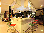 プーケット パトンビーチのホテル : バラミー ヒップ ホテル 「Bar」