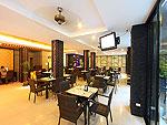プーケット パトンビーチのホテル : バラミー ヒップ ホテル 「Restaurant」