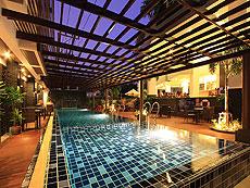 โรงแรมบารมี ฮิพ, หาดป่าตอง, โรงแรมในภูเก็ต, ประเทศไทย