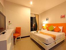 プーケット パトンビーチのホテル : バラミー ヒップ ホテル(1)のお部屋「スタンダード ルーム」