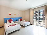 プーケット パトンビーチのホテル : バラミー ヒップ ホテル(Baramee Hip Hotel)のスーペリア ルームルームの設備 Room View