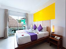 プーケット パトンビーチのホテル : バラミー リゾテル(1)のお部屋「スーペリア」