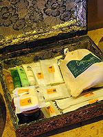 プーケット 20,000円以上のホテル : バライ ヴィラ by サワディー ヴィレッジ(Baray Villa by Sawasdee Village)のバライ ヴィラルームの設備 Bath Amenities
